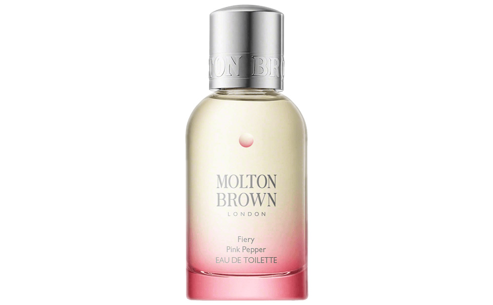 Molton Brown Pink Pepperpod Fiery Pink Pepper Test